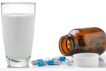 7 cặp thuốc thực phẩm tuyệt đối không dùng chung