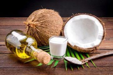 Tác dụng của dầu dừa đối với sức khỏe