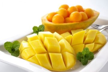 Dinh dưỡng trong các loại quả phổ biến của mùa hè