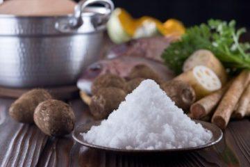 Thực phẩm ăn được, cần tránh trong chế độ ăn ít muối