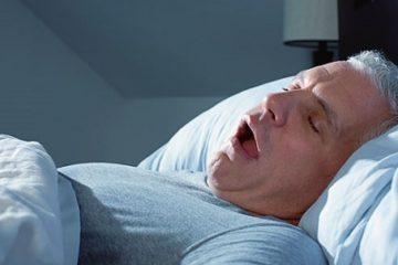 Tác hại khôn lường khi mắc tật ngủ há miệng
