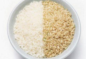 Tại sao gạo còn cám đen lại tốt hơn gạo trắng rất nhiều?