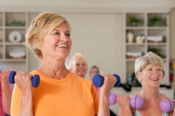 Tập luyện sức đề kháng tốt cho điều trị tim mạch, tiểu đường
