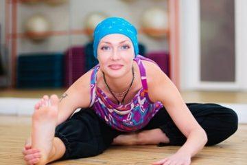 Tập yoga giúp bệnh nhân ung thư thấy yêu đời hơn