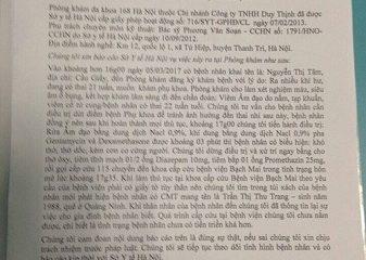 """Thai phụ chết não khi khám phụ khoa ở Hà Nội: Bác sỹ người Trung Quốc """"mất tăm"""""""