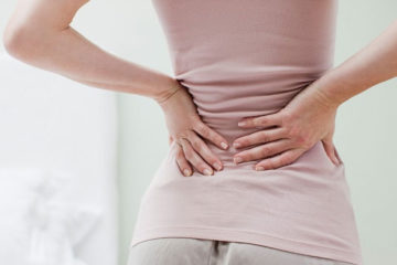 Điều chỉnh tư thế, hạn chế đau lưng bằng thiết bị cảm biến
