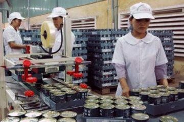 Hai loại thịt hộp chứa dầu ăn bẩn của Đài Loan tại Việt Nam bị thu hồi