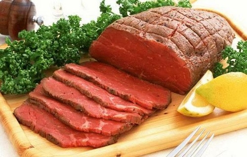 thịt trâu