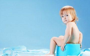 Thời điểm nào nên bỏ bỉm cho trẻ?