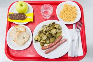 Chế độ dinh dưỡng để hạn chế mắc bệnh của trẻ em Pháp