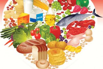Chế độ ăn cho một trái tim khỏe