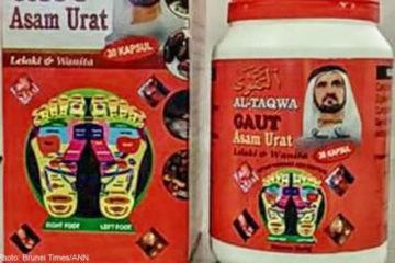 Brunei cấm nhập khẩu 3 sản phẩm sức khỏe có chứa corticoid