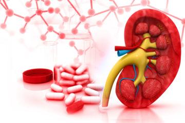 Ảnh hưởng của bệnh thận tới cách dùng thuốc