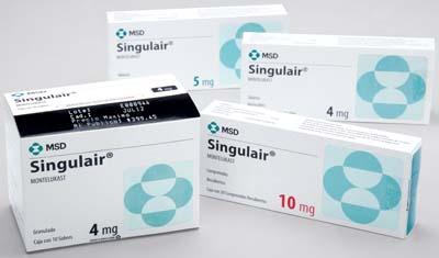 Thuốc Singulair
