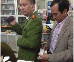 Hà Nội: Thuốc tân dược hết hạn được phù phép bán ra thị trường
