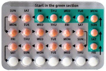 Sử dụng thuốc tránh thai đúng cách