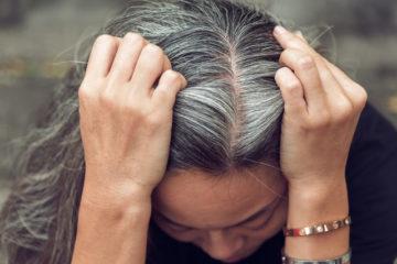 Đã tìm ra cách có thể trị được bạc tóc