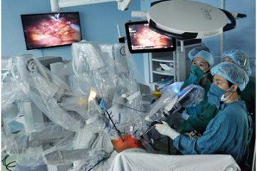 TPHCM: Áp dụng phẫu thuật bằng robot