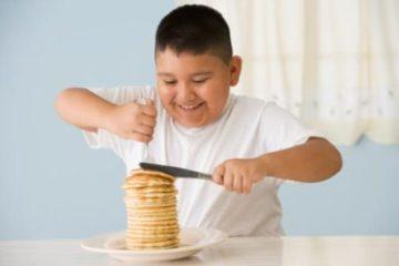 Trẻ béo phì có gì đặc biệt