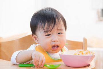 Một số nguyên nhân hay gặp của trẻ biếng ăn
