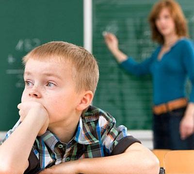 trẻ kém tập trung