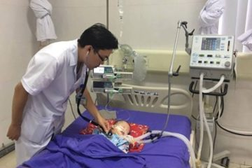 Báo động: Trẻ nhập viện do nhiễm độc chì từ thuốc cam gia tăng