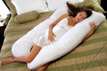 tư thế ngủ giúp ngủ ngon cho bà bầu