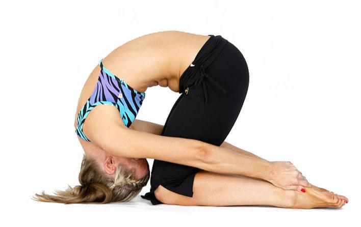 Người tập yoga dáng đẹp