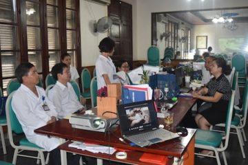 Điều ước tháng 7: 103 phần quà ủng hộ bệnh nhân mắc  bệnh hiểm nghèo tại bệnh viện Bạch Mai