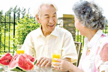Tìm hiểu về sự lão hóa và chế độ dinh dưỡng cho người cao tuổi