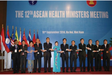 Các tuyên bố chung được thông qua tại Hội nghị Bộ trưởng Y tế Asean