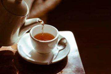 kiêng kỵ khi uống trà