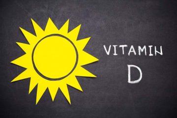 tác dụng của vitamin D