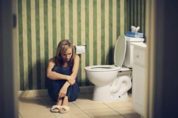vệ sinh bộ phận sinh dục sau sinh