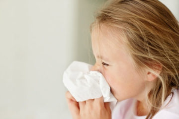 Triệu chứng và biện pháp phòng ngừa nhiễm khuẩn đường hô hấp cấp tính ở trẻ em