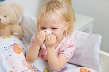 Phòng tránh bệnh viêm mũi dị ứng cho trẻ