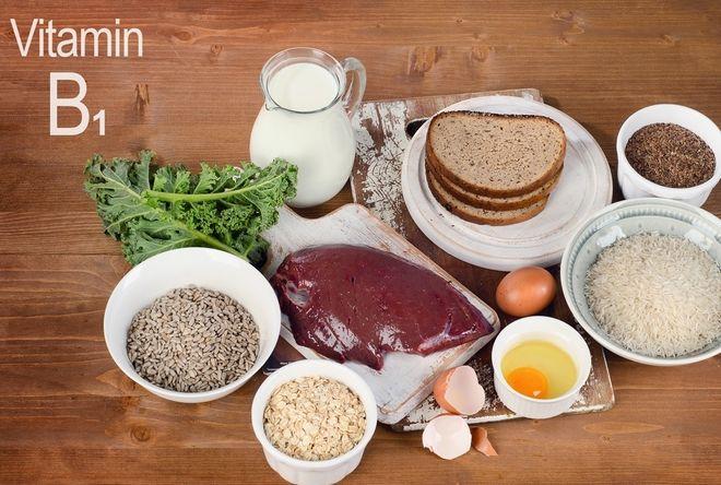 Thực phẩm giàu Vitamin B1