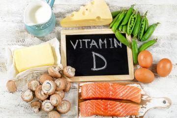 Ảnh hưởng của thiếu vitamin D đối với xương và cơ thể