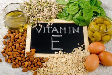 Tương tác thuốc với vitamin E