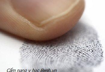 Xét nghiệm vân tay xác định ma túy nhanh chính xác