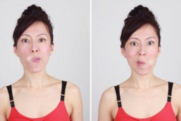 Những bài tập yoga tuyệt vời cho cơ mặt