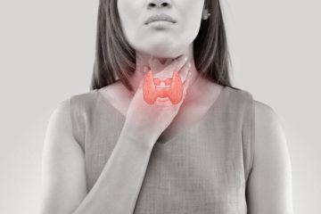 Triệu chứng bệnh viêm tuyến giáp