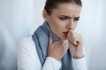 Triệu chứng Ho và nguyên nhân gây ra ho
