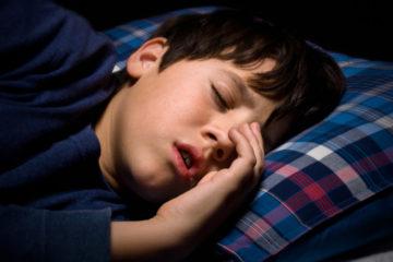 Nguy cơ rối loạn hành vi ở trẻ ngủ ngáy