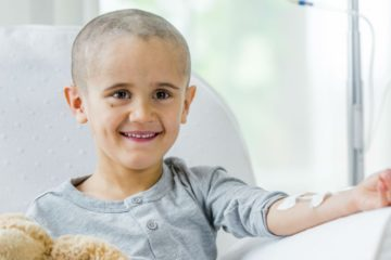 bệnh ung thư ở trẻ em
