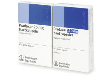 Những nguy cơ khi sử dụng thuốc chống đông pradaxa, warfarin