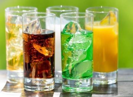 Đồ uống có ga khiến gan bị tổn thương