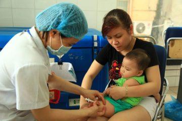 Nguy cơ bùng phát dịch bệnh Sởi tại Hà Nội