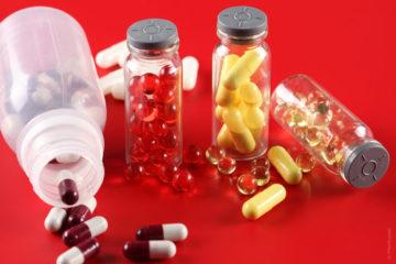 Nhiều loại thuốc dùng chung