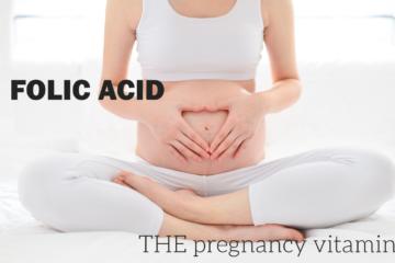 Vai trò của acid folic đối với phụ nữ mang thai